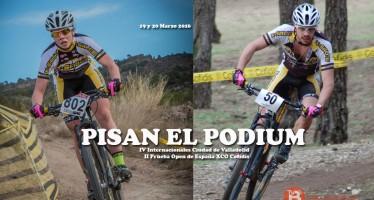 Sara Yusto consigue dos segundos puestos y Álvaro Lobato uno