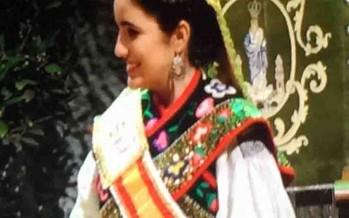 "Andrea Zamora Regueras ""Reina de la Juventud Benaventana 2016"""