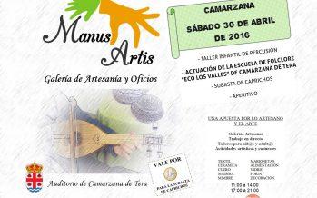 Galería de instrumentos musicales tradicionales en Camarzana de Tera