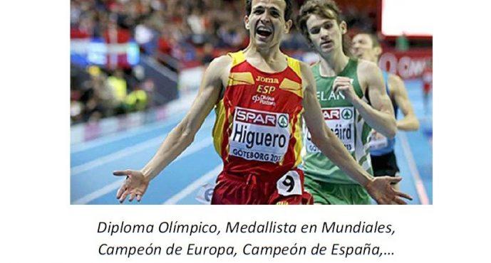 Charla Coloquio con el atleta Juan Carlos Higuero