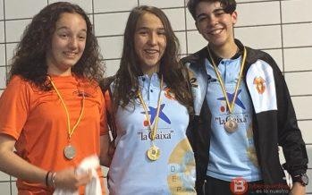 Oro, Plata y 2 Bronces para Carolina Ganado en el IV Open de Castilla y León