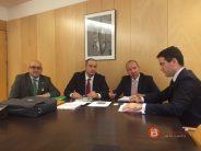 Los Parlamentarios del PP se ponen a disposición de los promotores de la Biorrefinería de Barcial del Barco