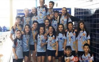 El Club Salvamento Benavente se proclama Campeón de Castilla y León 2016