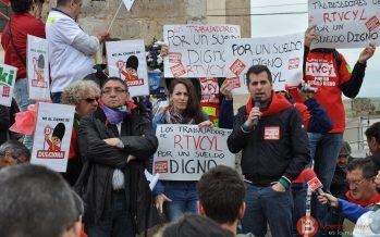 Tudanca reivindica en Villalar el papel del PSOECyL en la defensa de los intereses generales de la ciudadanía