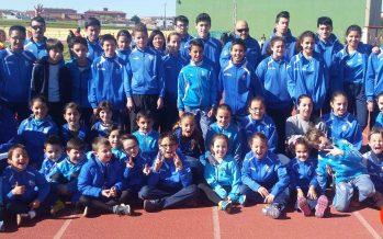 Crónica Benavente Atletismo