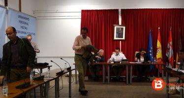 El Grupo Municipal Popular de Benavente abandona el Pleno por la cesión de las cabezas de toro