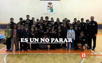 Segundo puesto para el Taekwondo Benavente en el Professional Taekwondo Open de Zamora