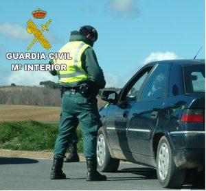 guardia civil de zamora - control seguridad ciudadana