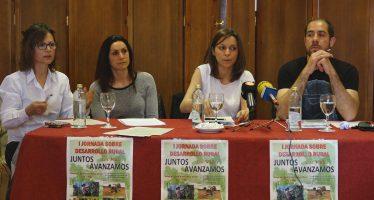 Los alcaldes de la comarca de los valles piden acabar con la despoblación rural