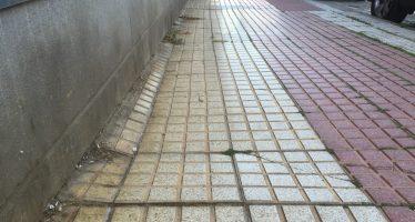 El PP solicita al Ayuntamiento la revisión del hundimiento de la Avenida Luis Morán