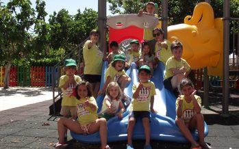 Campamento bilingüe en el colegio Virgen de la Vega