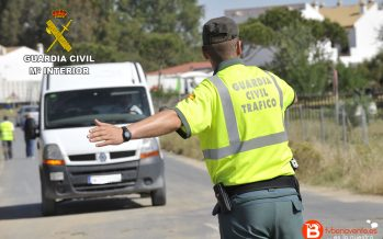Detenido un conductor que daba bandazos con una cisterna de mercancías peligrosas