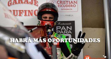 Iker Carrera tampoco pudo dar una alegría en esta edición de La Bañeza