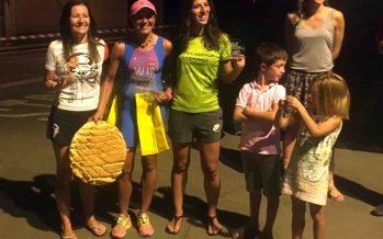 Nueva victoria de 'Pepa' en el Triatlón cross de Aldealengua