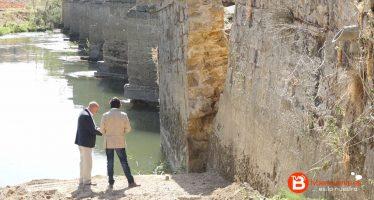VIDEO: Comienzan las obras de restauración del Puente de Castrogonzalo