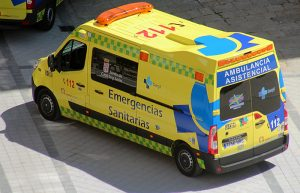 Accidente en la ZA-610