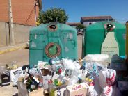 Denuncia ciudadana sobre la recogida de residuos en Santovenia del Esla