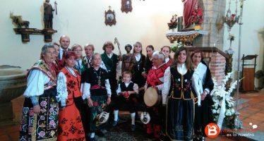 Bailes regionales en las fiestas de San Roque