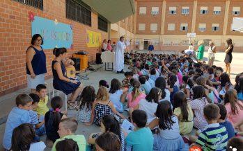 El colegio Virgen de la Vega de Benavente da la bienvenida a sus alumnos