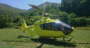 Un fallecido y dos heridos en un accidente en Ferreras de Arriba