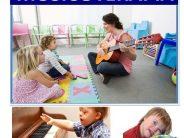 El Taller de Musicoterapia comienza el día 4 de Octubre