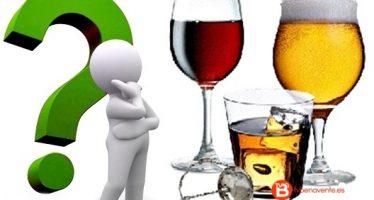 ¿Cuánto alcohol debemos beber al día para estar sanos?