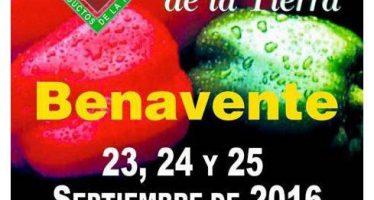 Feria del Pimiento 2016 en Benavente