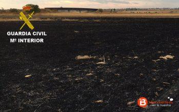 Detenido en Toro el supuesto autor de un delito de incendio no forestal