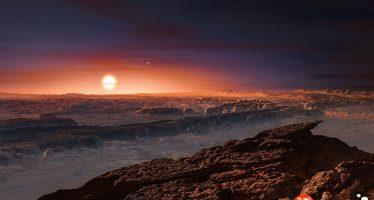 Hallan un planeta como la Tierra en la estrella más cercana al Sol