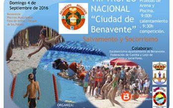 VIII Trofeo de Salvamento y Socorrismo Ciudad de Benavente