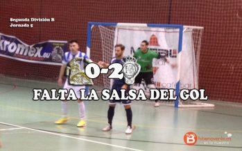 El gol, asignatura pendiente del Vilken Mañanes ante el Noia.