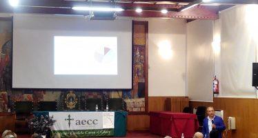 Primera charla de las Jornadas Oncológicas de la AECC de Benavente