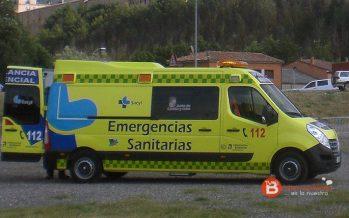 Fallece una mujer de 68 años al caerle la carga de una grúa en Villanázar