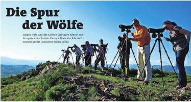 Periodistas alemanes destacan el atractivo de la provincia de Zamora