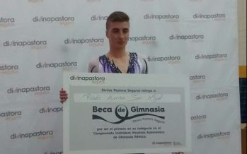 Rubén Alonso consigue una beca en el Regional Masculino Absoluto
