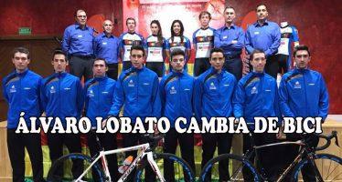 Álvaro Lobato se pasa al ciclismo profesional en ruta