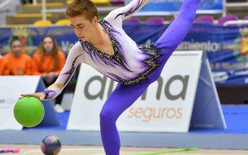 Rubén Alonso 7º en el Nacional Masculino de Gimnasia Rítmica
