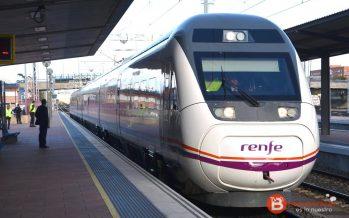 Renfe incrementa 500 plazas adicionales para Zamora para este puente