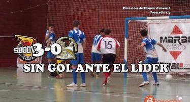 El Segovia Futsal fue mucho líder para el Ferretería