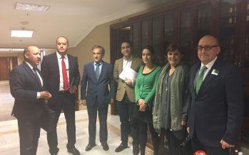 El PP apoya en el Congreso la Biorrefinería de Barcial del Barco