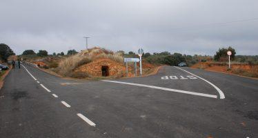 Inaugurada la carretera de Villaferrueña a Coomonte