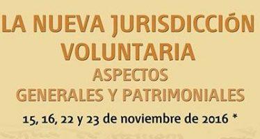 """La UNED imparte el curso de """"La Nueva Jurisdicción Voluntaria"""""""