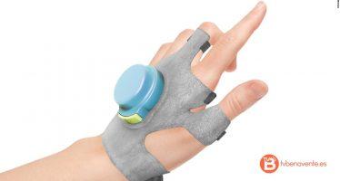 El guante que evita los temblores de las manos