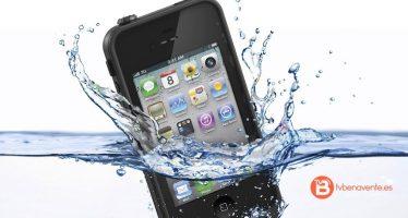 Una nueva solución por si nuestro móvil se moja