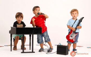 Tocar un instrumento hace que los niños tengan más conexiones cerebrales