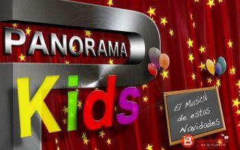 """""""Panorama Kids"""" de la Orquesta Panorama llegará a Benavente el 23 de Diciembre"""