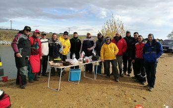 Comienza la temporada de invierno para el CD de Pesca Benavente
