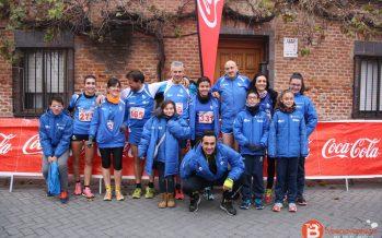 Semana muy activa para el Club Benavente Atletismo