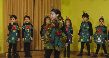 GALERÍA: Actuaciones de infantil en el Colegio Virgen de la Vega