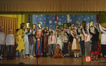 GALERÍA: Últimas actuaciones navideñas en el Colegio Virgen de la Vega